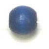 Wooden Bead Round 5mm Blue